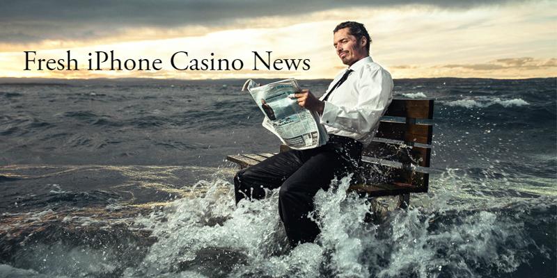 iPhone Casino Prism