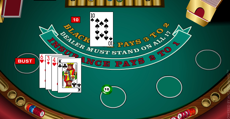 Online Blackjack for Real Money Play