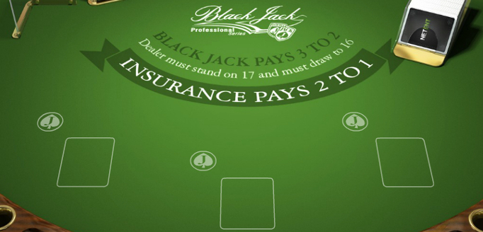 Play Blackjack with NetEnt for Real Money